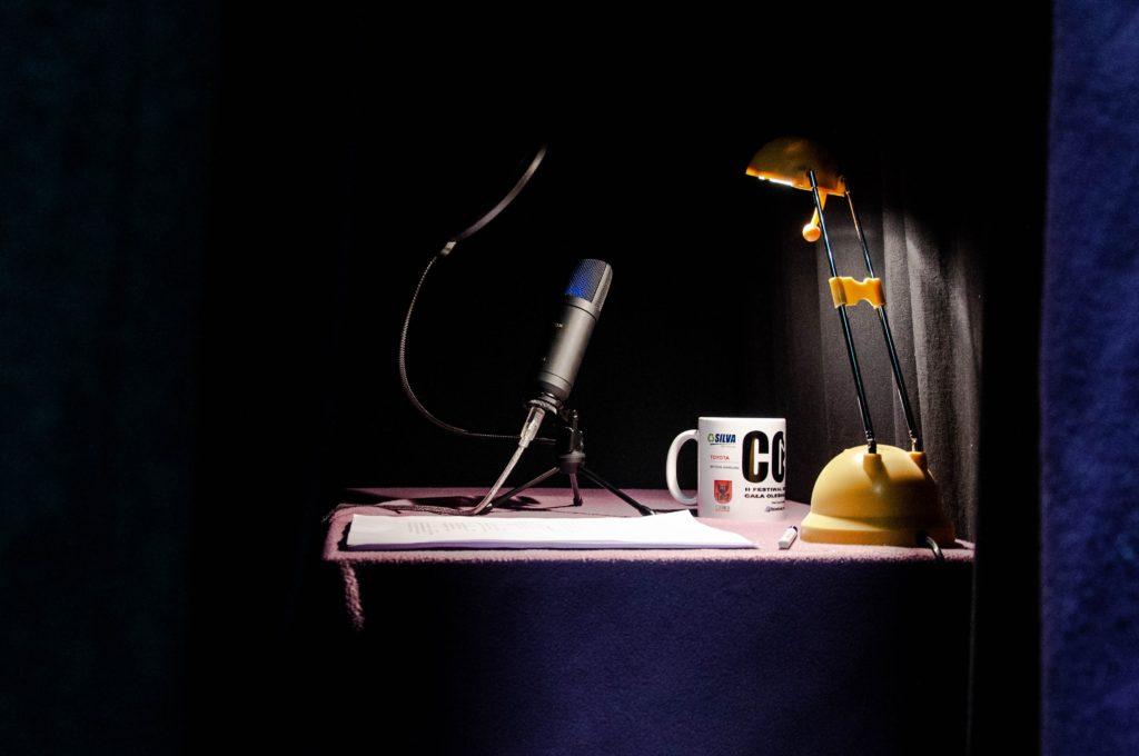 Dziady cz.II audiobook słuchowisko amatorskie studio nagrań Stowarzyszenie Evviva l'arte