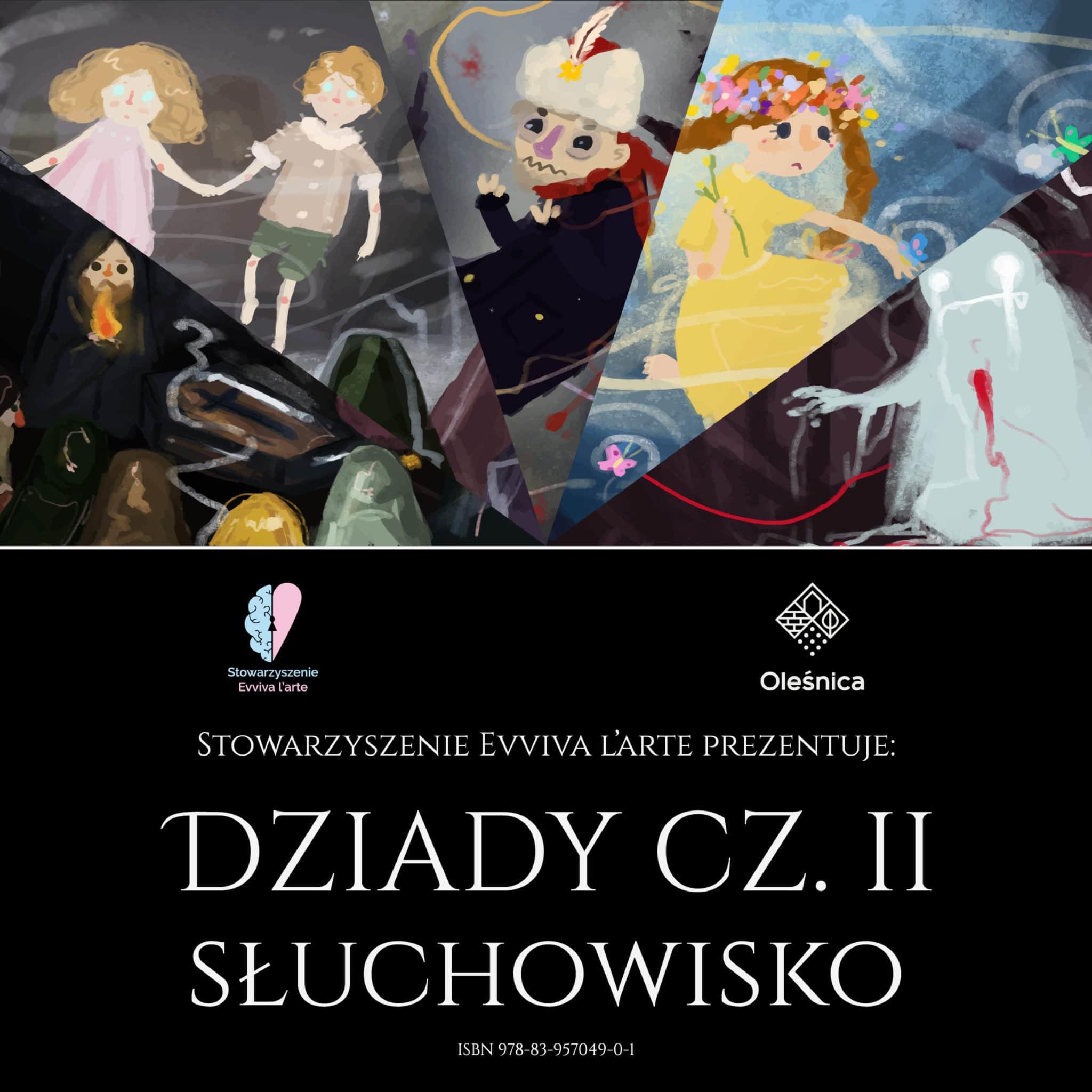 Dziady cz. II audiobook/słuchowisko